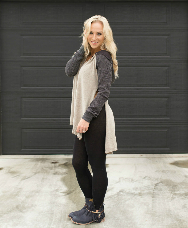 Cozy & Casual - 2 of my Favorite Fall Trendz!