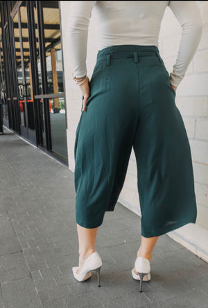 OFFICE QUEEN PANTS green