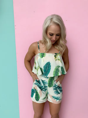 PANAMA CITY ROMPER