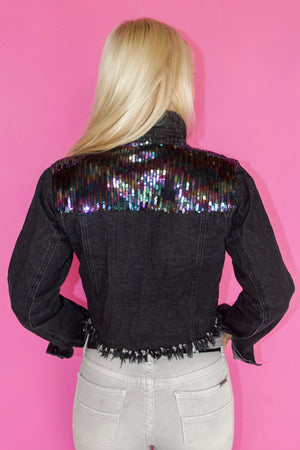 SHIMMER AND SHINE jacket