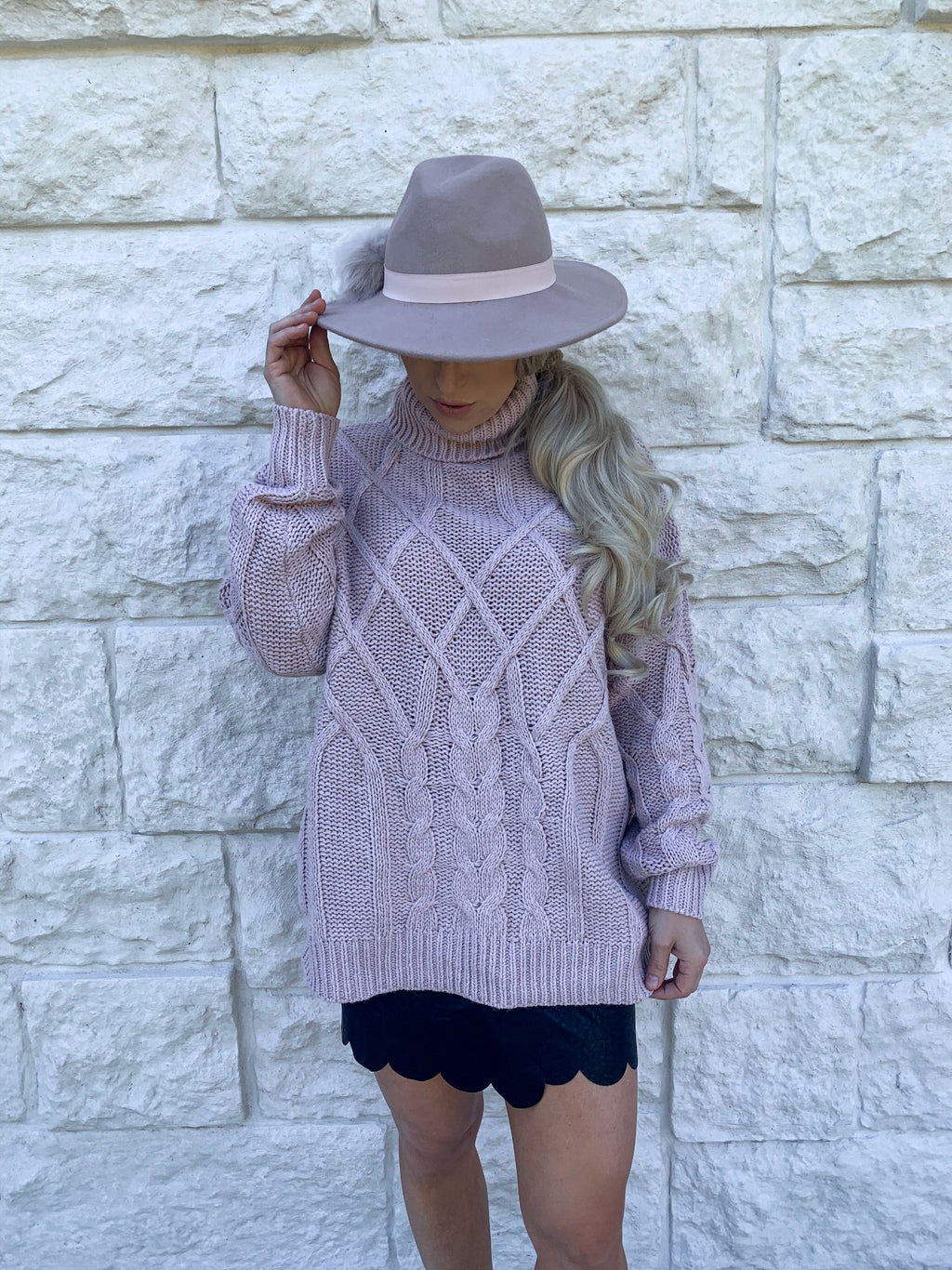 STEAMBOAT SPRINGS sweater