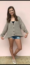 CASUAL SWEETHEART CARDIGAN