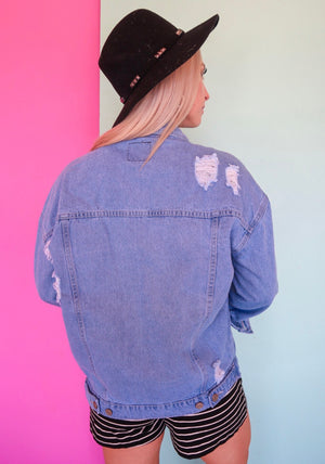 GILL DENIM JACKET