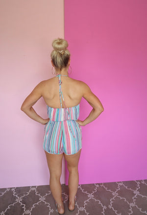 RUN TO YOU ROMPER