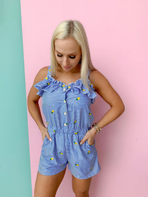 SUMMER VIBES ROMPER