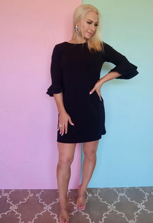 LOVE LIKE THIS DRESS Black