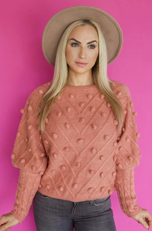 MIX AND MINGLE SWEATER