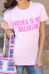 Vodka Valentine Tee