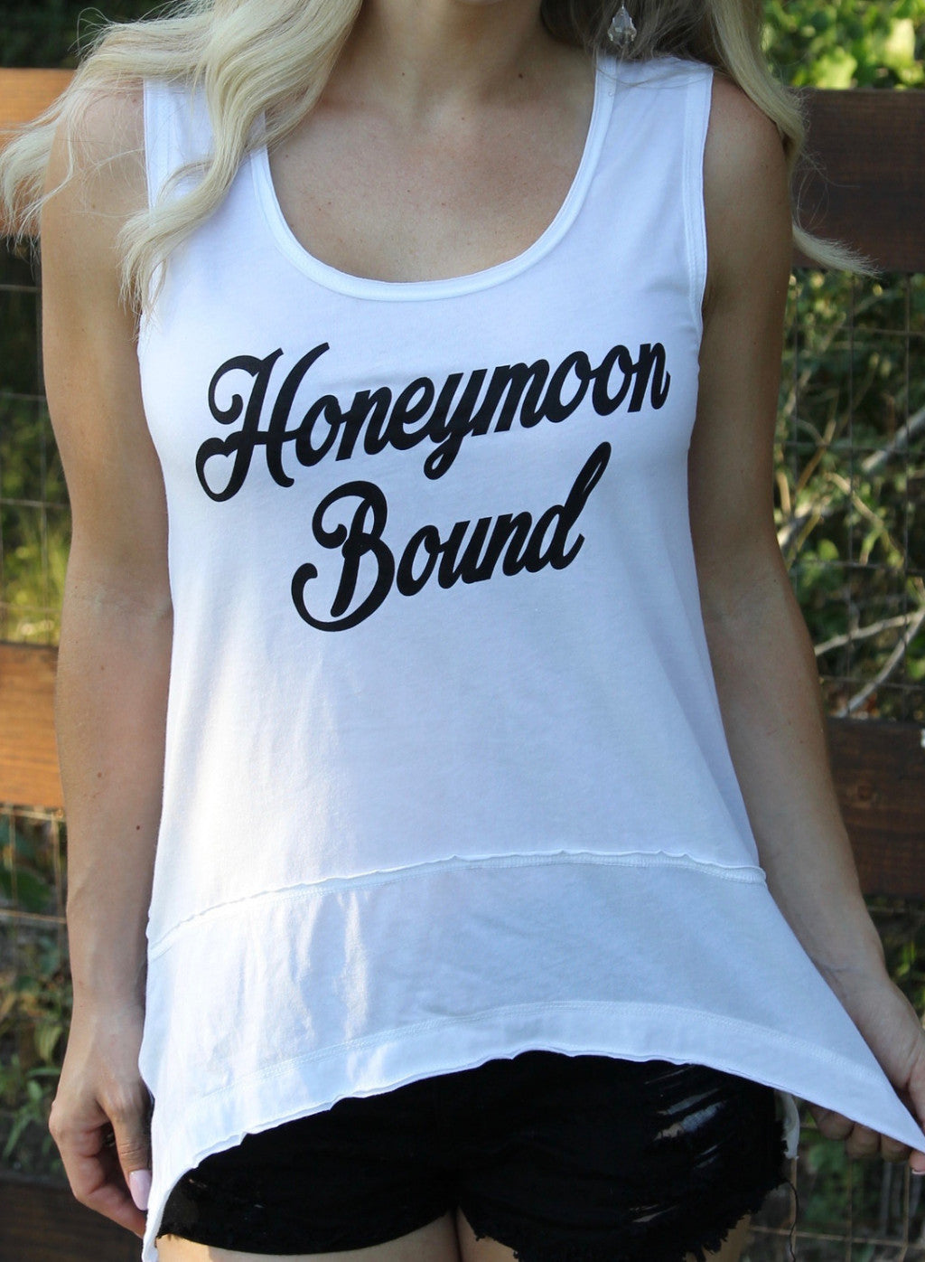 Honeymoon Bound Tank