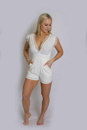 Forever and Ever romper