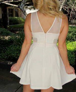 The Ivory Shower Dress