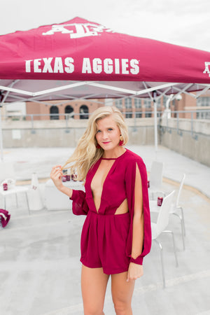Gameday Show Stopper Romper