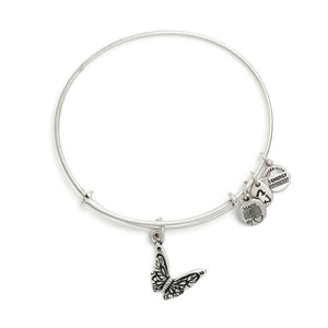Alex & Ani Butterfly Bangle