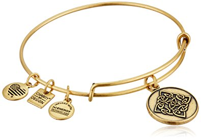 Alex & Ani Celtic Knot Bangle