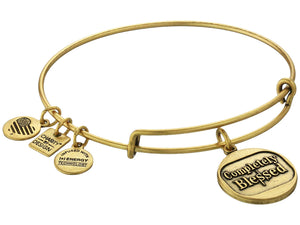 Completely Blessed Alex & Ani Bangle