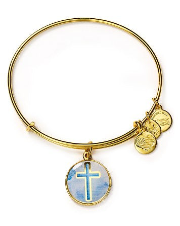 Art Infusion, Cross Alex & Ani Bangle