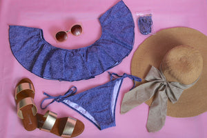 Denim Darling Bikini