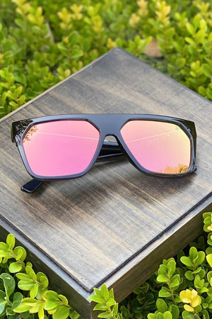 American Bonfire Grit Sunglasses in Sunrise