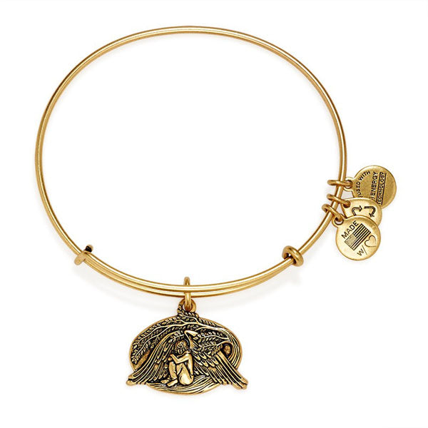 Guardian of Healing Alex & Ani Bangle