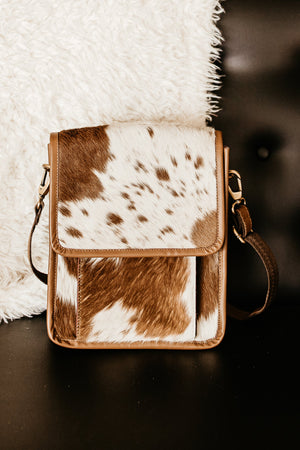 Cowhide Cross Body