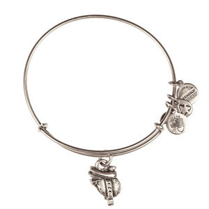 Horse Saddle Alex & Ani Bangle