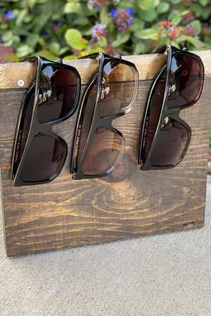 American Bonfire Ignite Sunglasses in Black