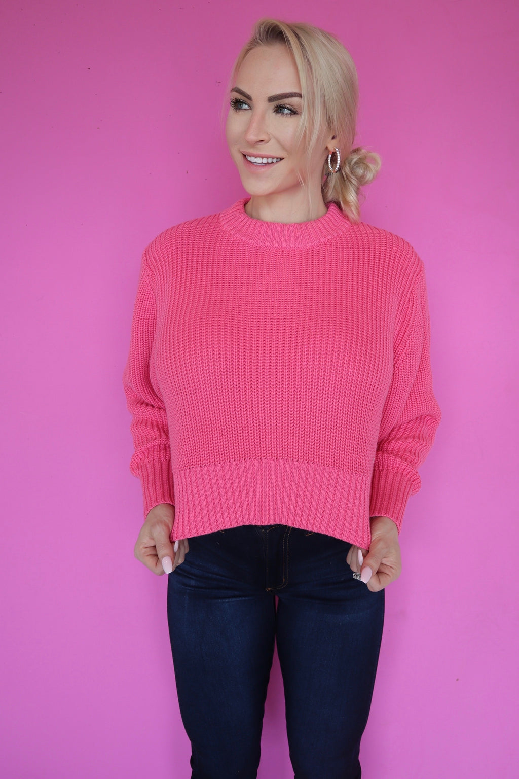 Stand Out sweater