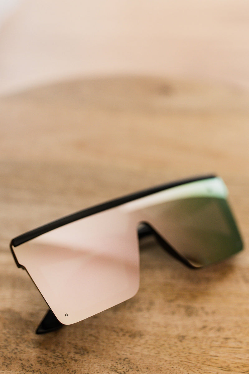 Kerosene Sunglasses in Blush