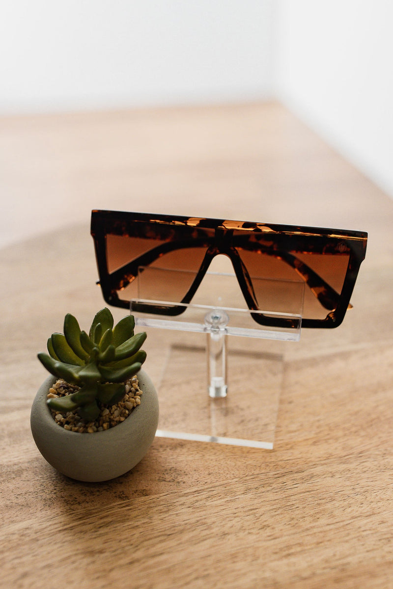 Kerosene Sunglasses in Tortoise