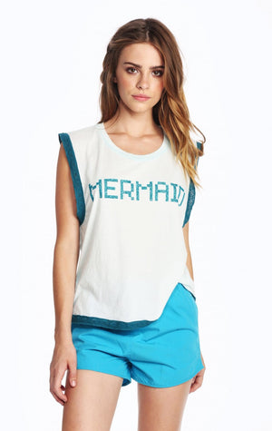 Mermaid BFF Tank