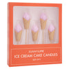 Ice Cram Cake Candles