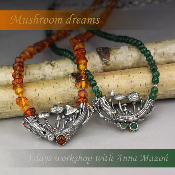 Mushroom Dreams Workshop w/ Anna Mazon