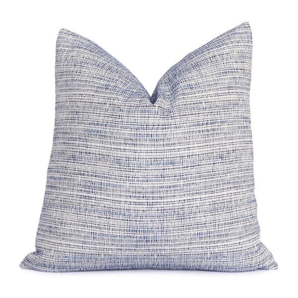 Drew Waterfall Striped Pillow