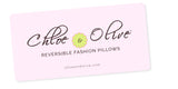 Chloe & Olive Gift Cards