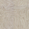 Graffito Kelly  Weartstler Beige Fabric Swatch