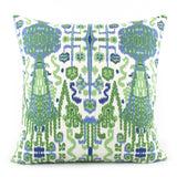 Jaipur Kelly Green Pillow Cover