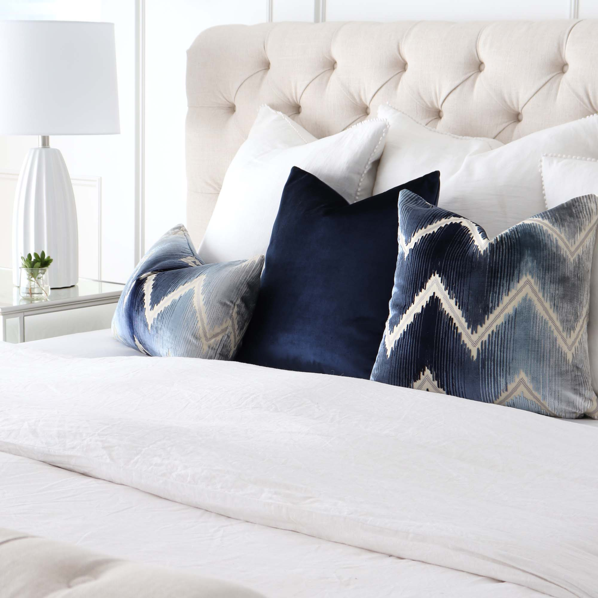 Chloe and Olive Designer Throw Pillow Covers in All Colors