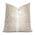 Front View Fawn Pillow Cover