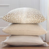 Fawn Pillow Cover with coordinating pillow covers