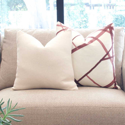 Channels Plum Pillow Cover Lifestyle 4
