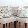 Les Touches Designer Throw Pillow Covers