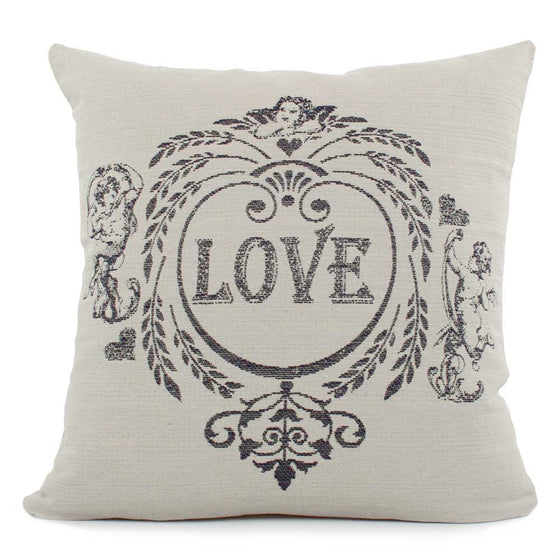 Front View ~ Love Potion Throw Pillow