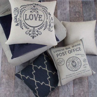 Love Potion Throw Pillow in Pillow Mix