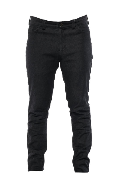 Chase Black Denim Trouser
