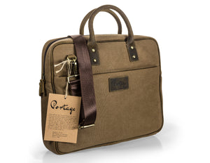 Portage Northwoods Briefcase for Laptop