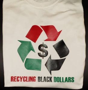Recycling ♻️ Black Dollars -Large