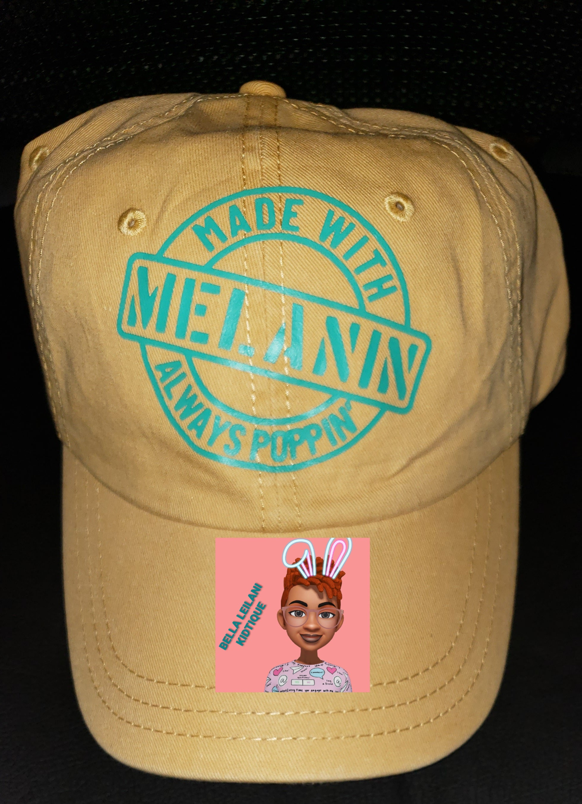 Made with MELANIN hat