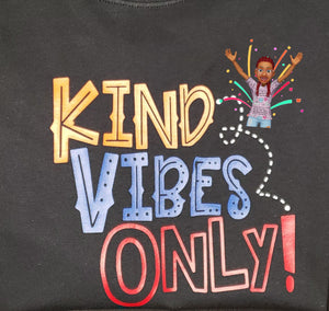 Kids M - Good Vibes Only