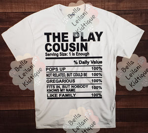 Play Cousin