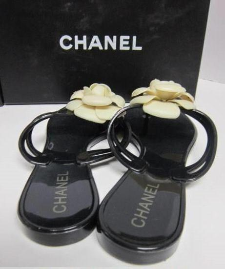 Rasteira Camelia Chanel - Loja Must Have